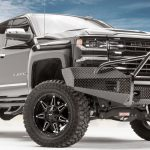 Chevy Heavy Duty Bumpers Fab Fours