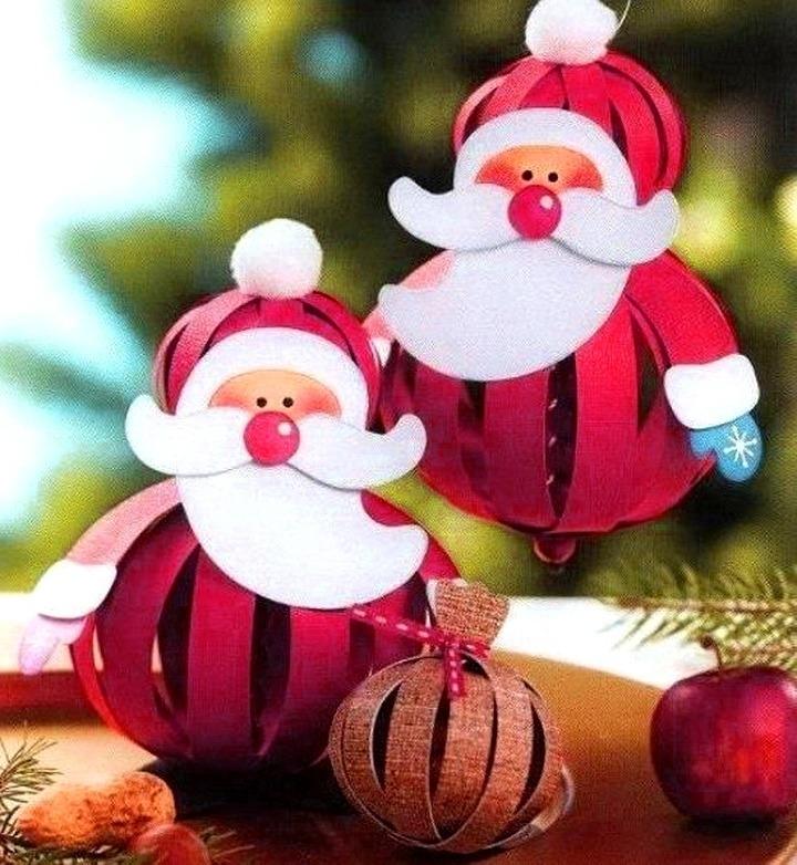 Santa Claus Paper