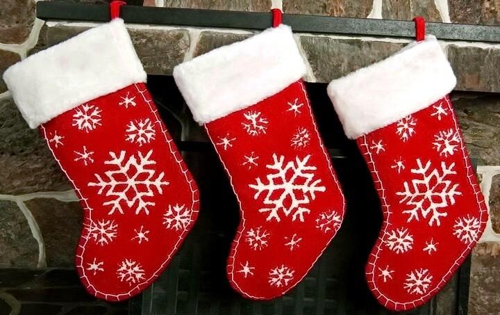 Santa zokni