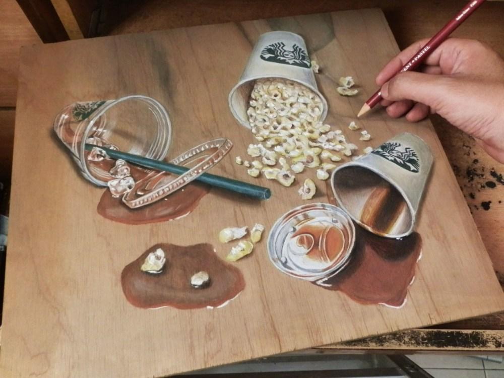 Realist artist Ivan Hoo (4/4)