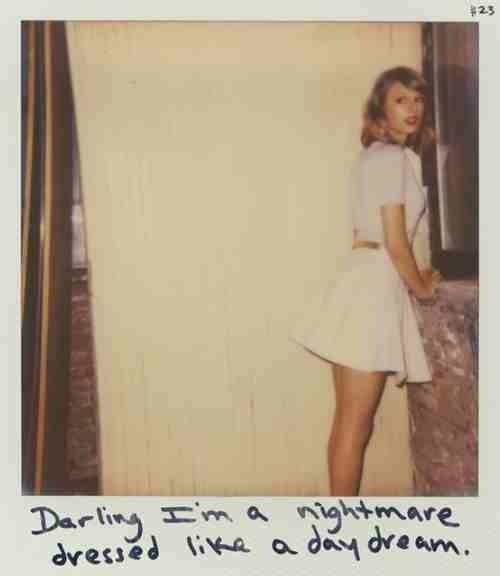 Resultado de imagem para i'm nightmare dressed like a daydream