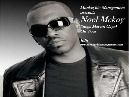 Noel Mckoy (Sings Tribute To Marvin Gaye)
