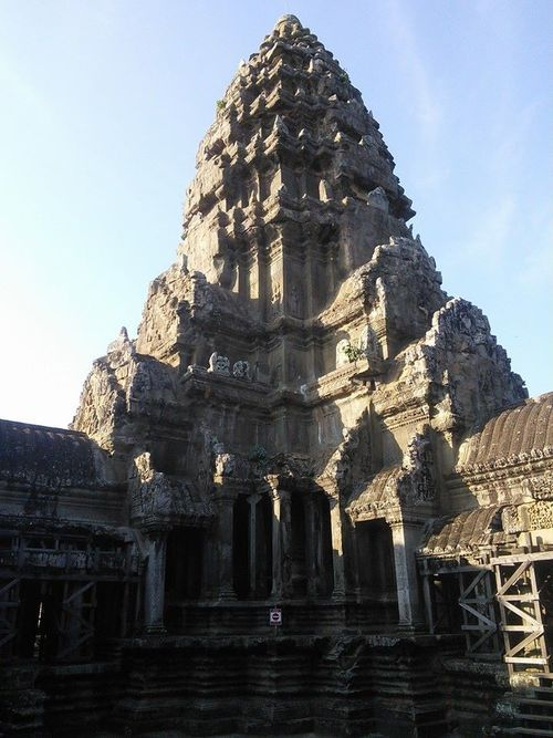 Part of Angkor Wat