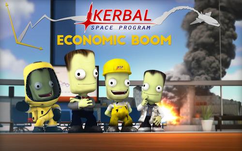 Kerbal Space Program Blog, Kerbal Space Program: Economic ...