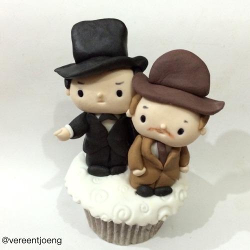 Cumbercupcake: Sherlock and John #221back