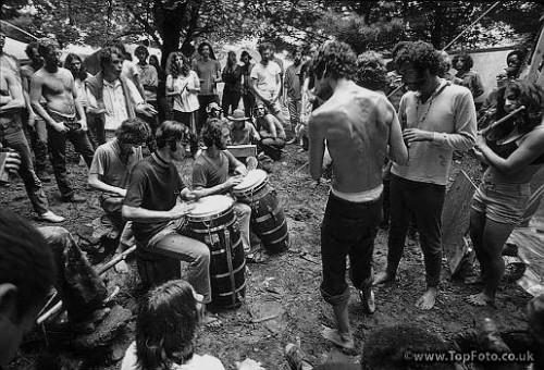 Woodstock 1969 Pink Floyd