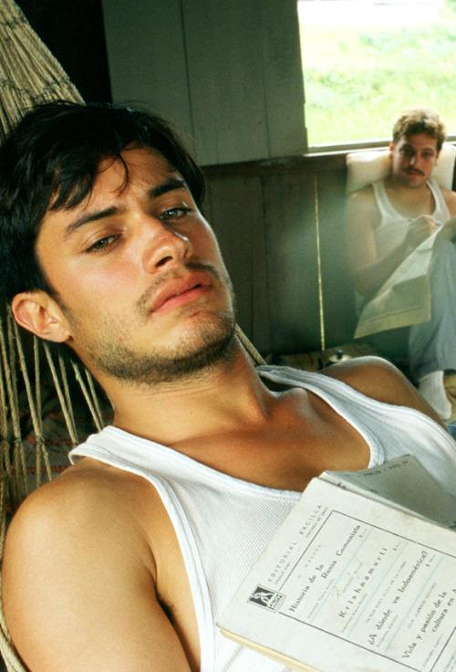 Gael Garcia Bernal Motorcylce Diaries