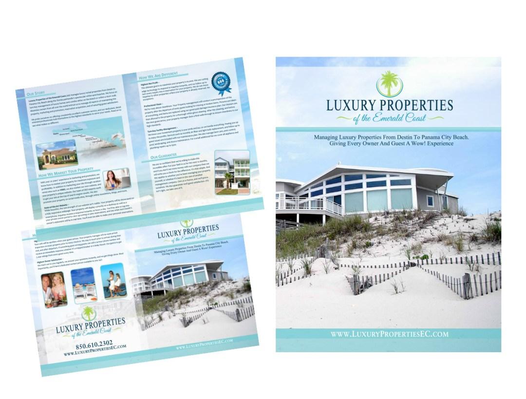 Real Estate Booklet - Graphic Design Canton Ohio