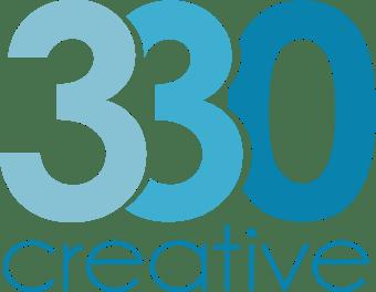 330 Creative logo design with blues