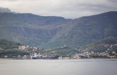 Cruising into Kotor