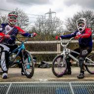 Nuneaton BMX Club - 33/18 Designs
