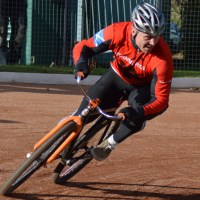 MATCH REPORT: Team GB's MacLean impresses on Cycle Speedway debut