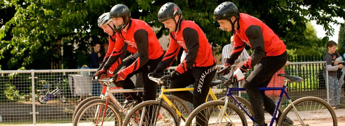 CLUB NEWS: Stoke Cycle Speedway back in action this Saturday