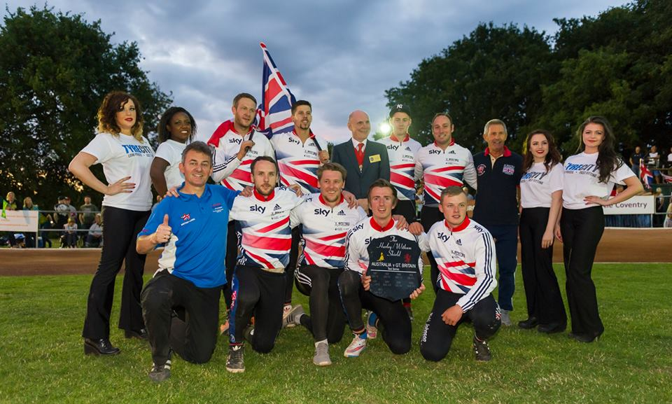 TEAM GB: Senior squad announced for 2017 ICSF Worlds in Australia