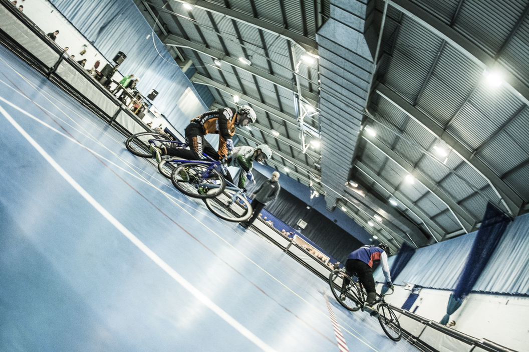 INDOOR: Rule reminder for all riders