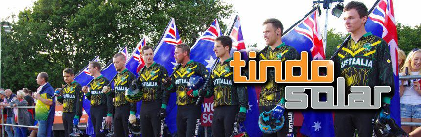 AUSTRALIA: Tindo energise senior team for Worlds