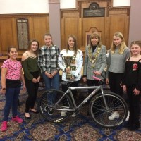 CLUB NEWS: Civic reception for Poole girls