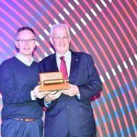 NEWS: Hack wins Dave Saunders Memorial Trophy