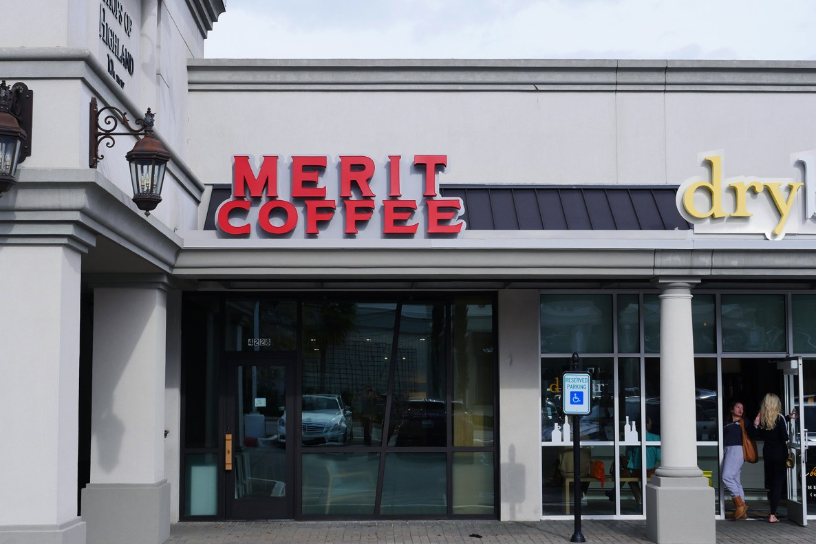 merit coffee dallas texas