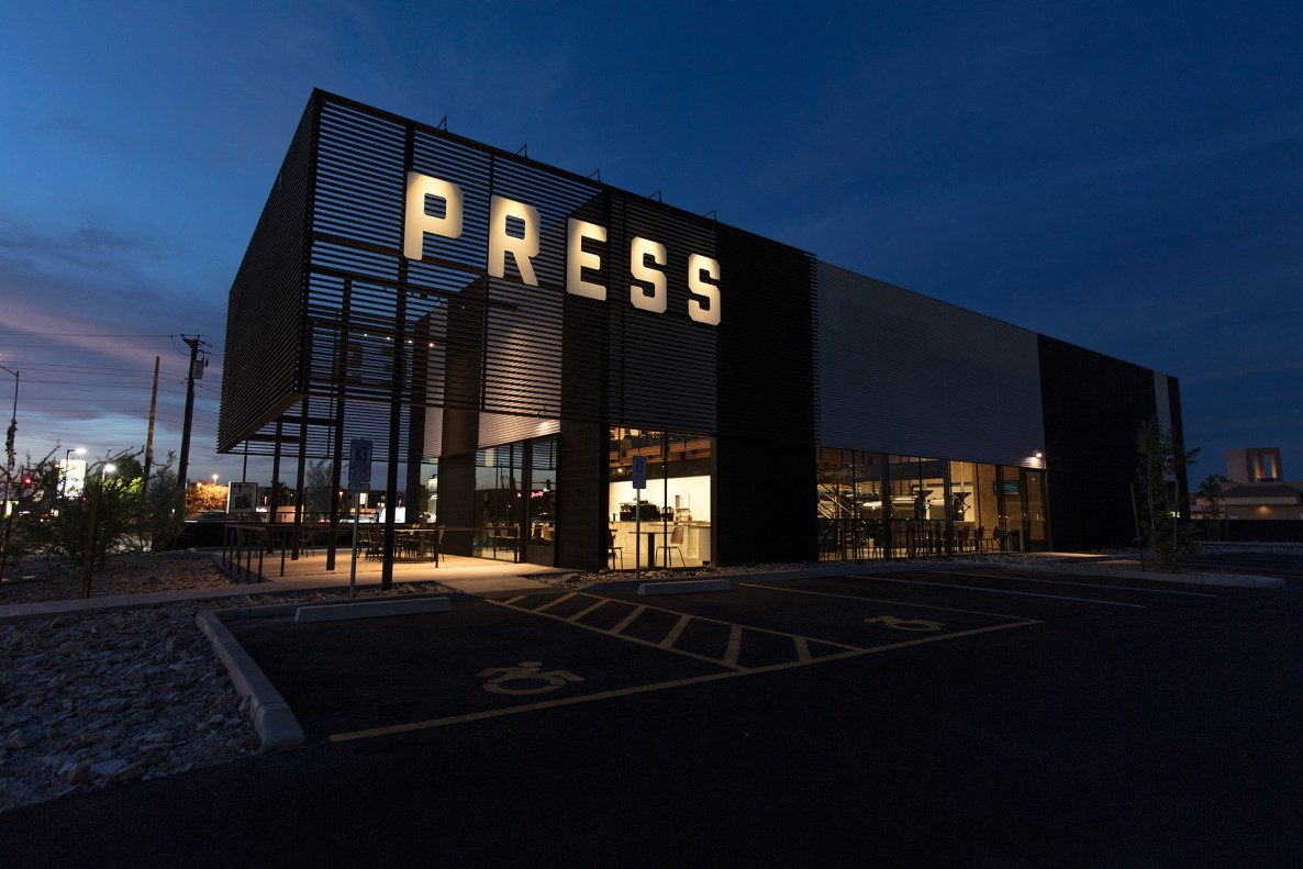 press coffee phoenix arizona