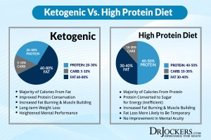 Keto Vs LowCarb: What's the Difference?  DrJockers