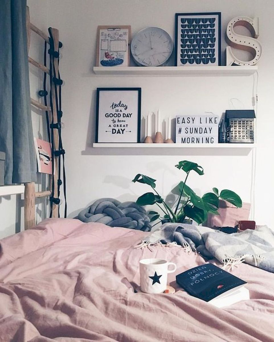 33 Awesome College Bedroom Decor Ideas And Remodel (20)