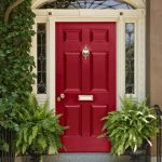 33 Magical Front Door Colors Design Ideas (2)