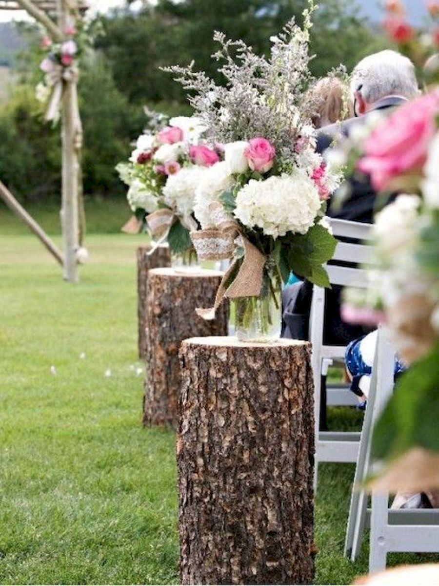 33 Ideas For Outdoor Spring Wedding (15)