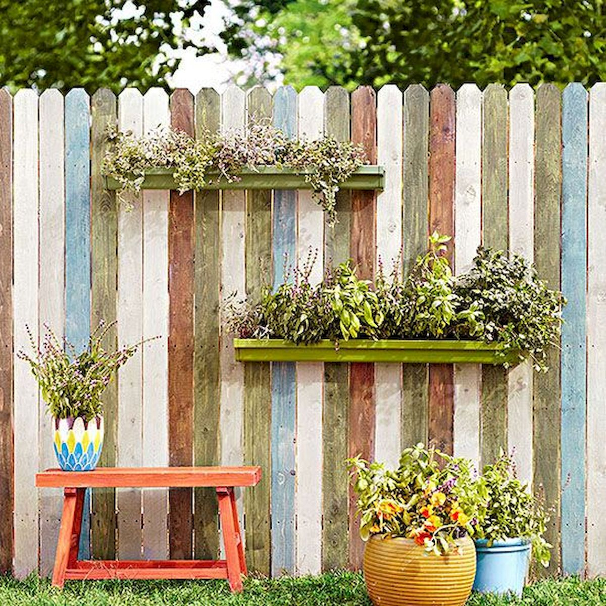 33 Ideas For Pallet Fence (34)