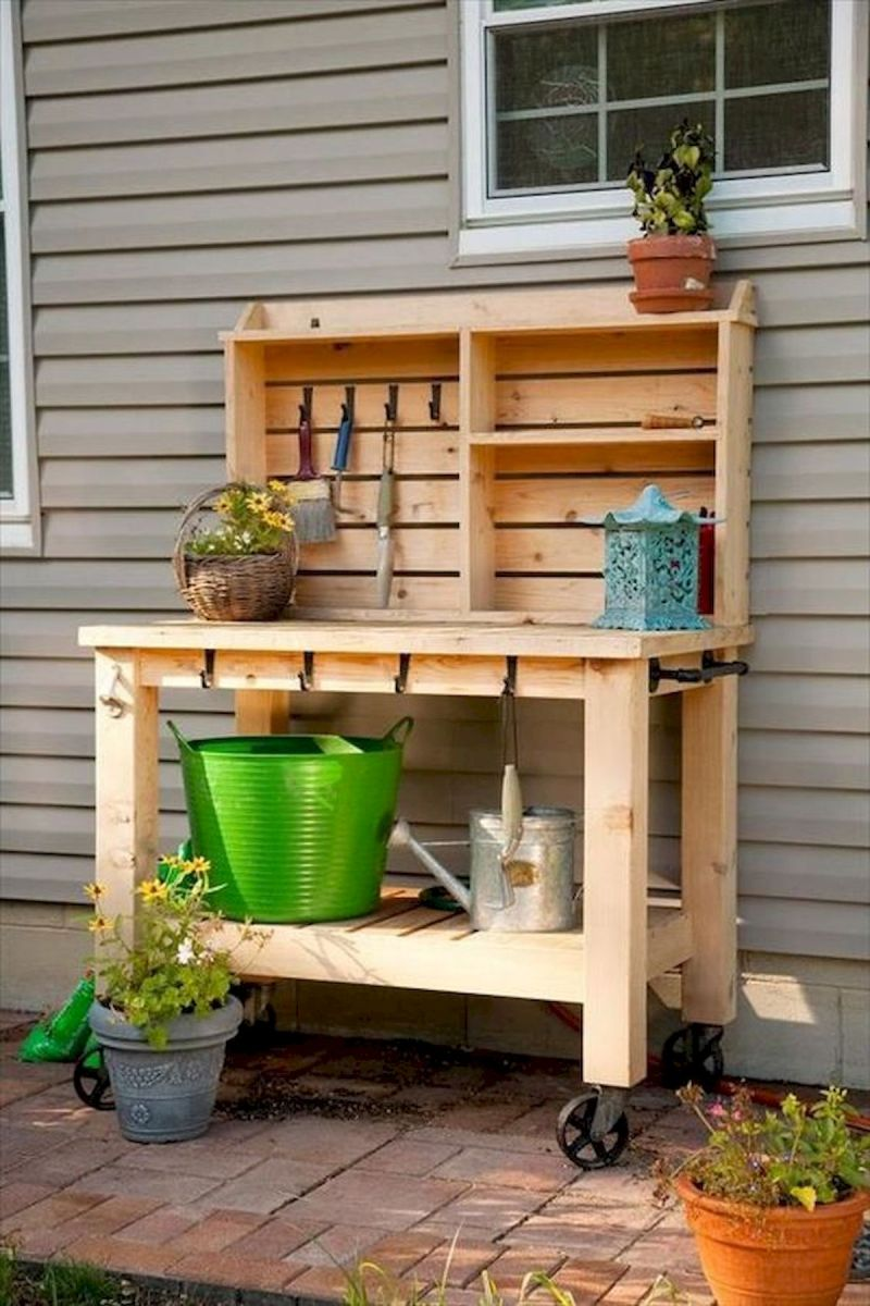 33 Ideas For Pallet Garden (6)