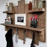 33 Ideas For Pallet Key Rack (5)