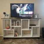 33 Ideas For Pallet TV Stand (13)