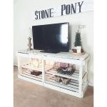 33 Ideas For Pallet TV Stand (24)