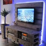 33 Ideas For Pallet TV Stand (27)