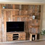 33 Ideas For Pallet TV Stand (32)