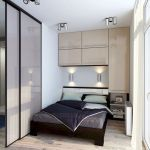 33 Ideas For Small Apartment Bedroom (13)
