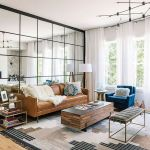 33 Best Industrial Living Room Ideas (31)