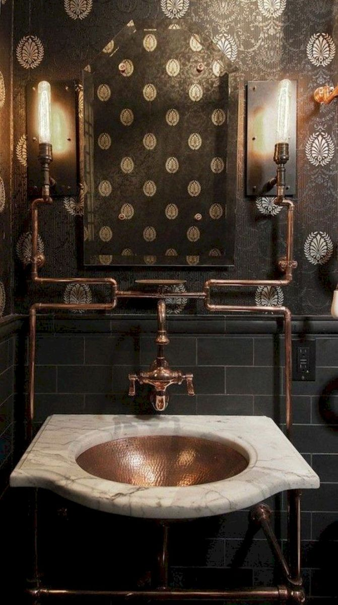 33 Best Industrial Style Bathrooms Ideas (10)