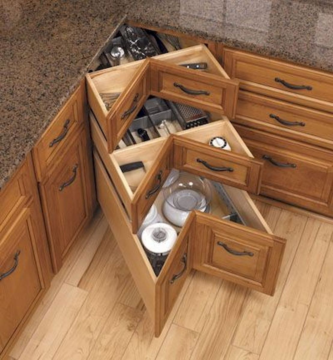 33 Best DIY Kitchen Cabinets Ideas (6)