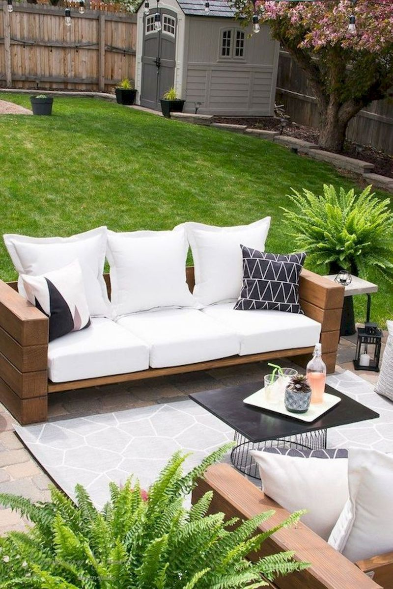 33 Best DIY Patio Furniture Ideas (22)
