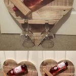 33 Best DIY Wood Hearts Ideas (29)