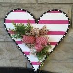 33 Best DIY Wood Hearts Ideas (33)