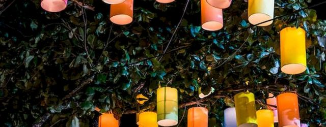 33 Best Outdoor Summer Party Lighting Ideas (29)