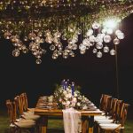 33 Best Outdoor Summer Party Lighting Ideas (9)