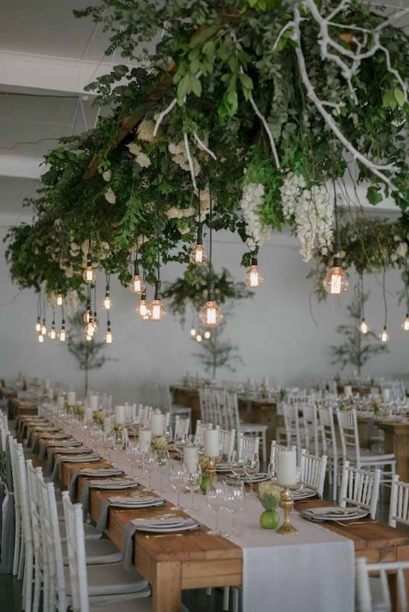 33 Best Wedding Decorations Indoor Ideas for Summer (25)