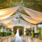33 Best Wedding Decorations Outdoor Ideas for Summer (11)