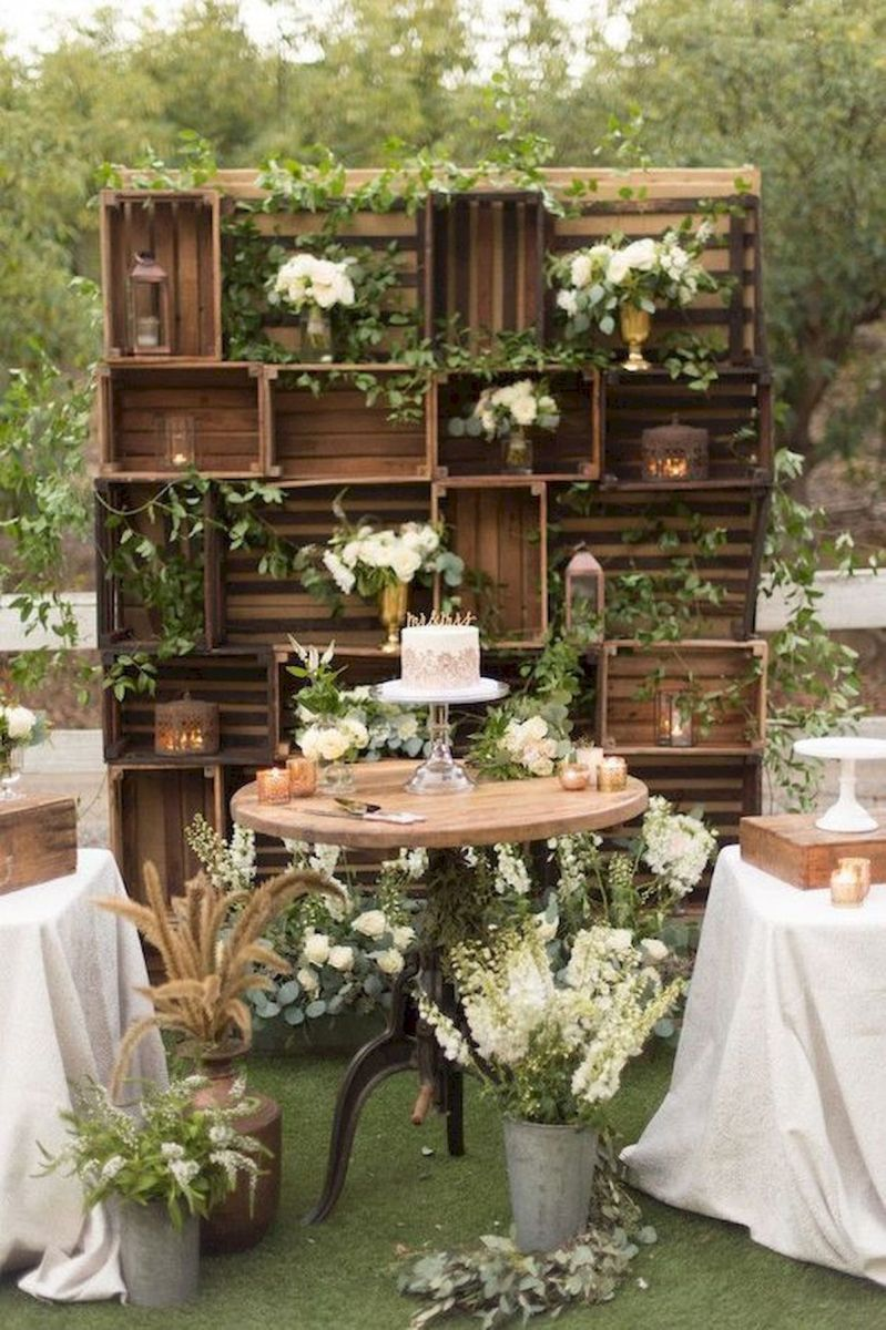 33 Best Wedding Decorations Outdoor Ideas for Summer (32)