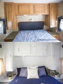 33 of the Best RV Bedroom Ideas (23)