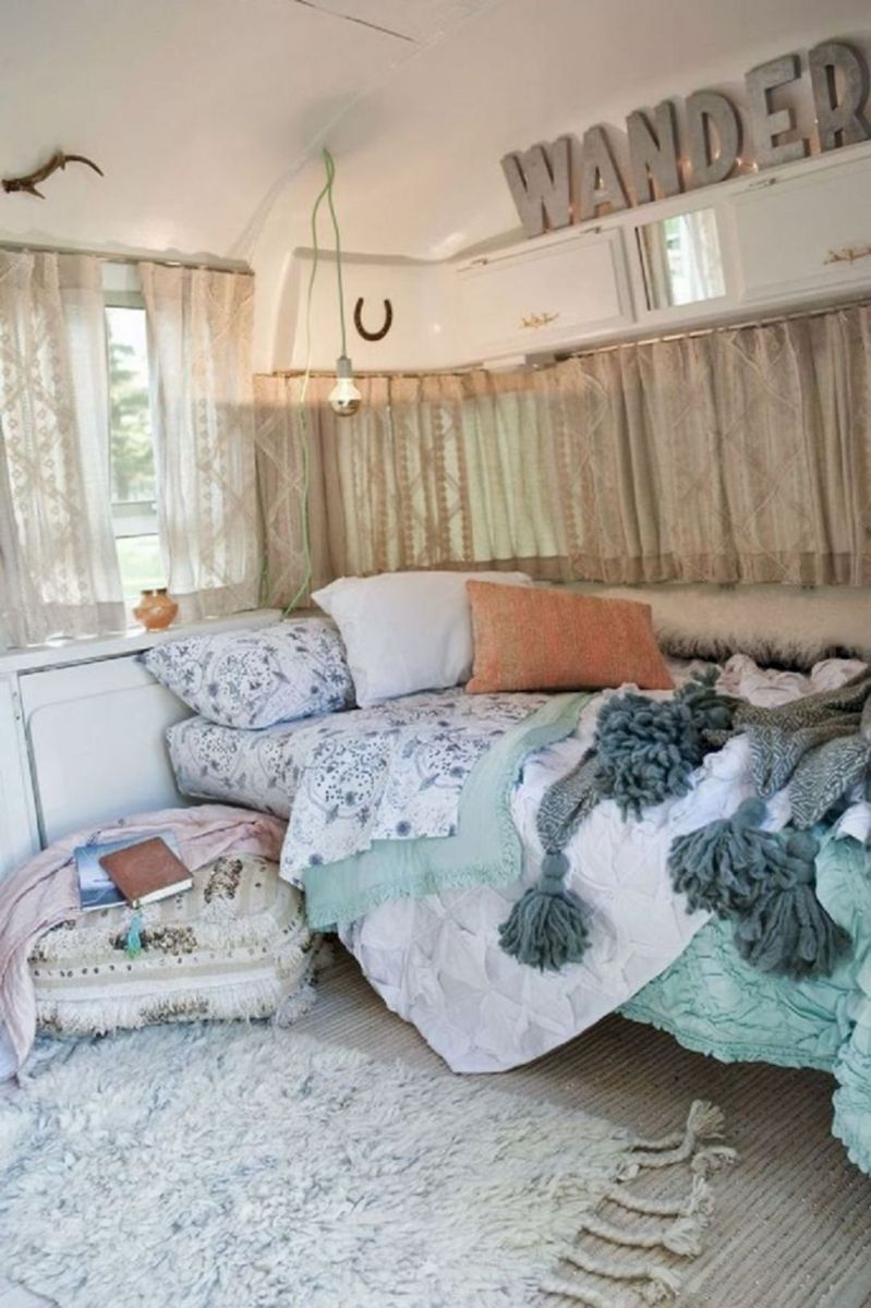 33 of the Best RV Bedroom Ideas (4)