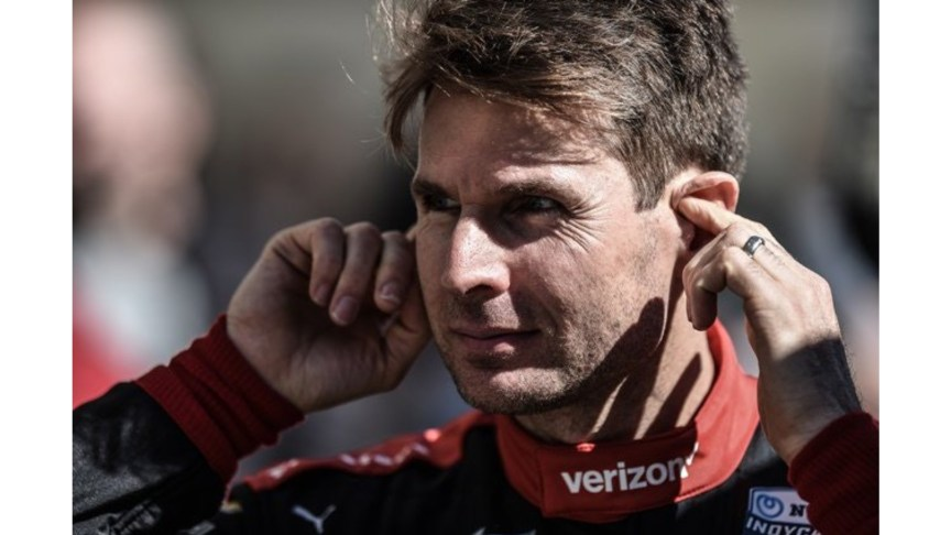 Will Power IndyCar Driver